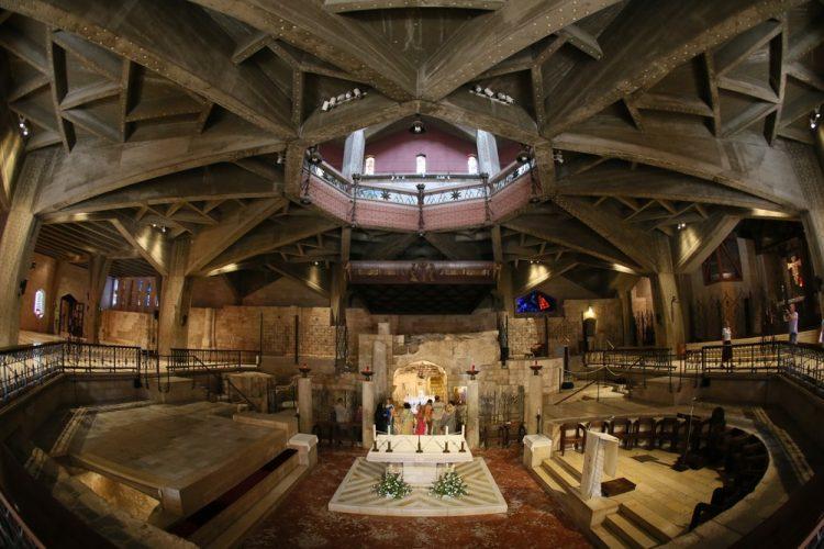 Католическая Базилика. Назарет