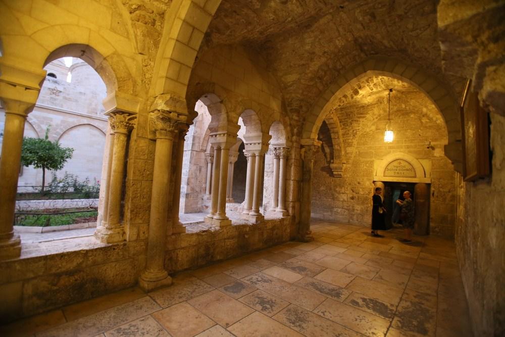 Вифлеем, католический монастырь