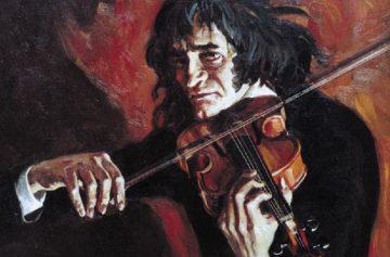 паранини, композитор, музыка, никколо паганини