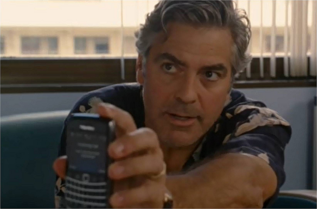 Дома у Джорджа Клуни — жена, близнецы и правила жизни