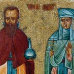 Фишки дня - 22 октября. Преподобные Андроник и Афанасия