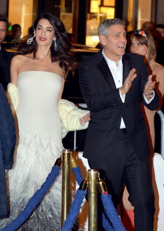 Клуни, Джордж Клуни, жена Клуни, Амаль Клуни
