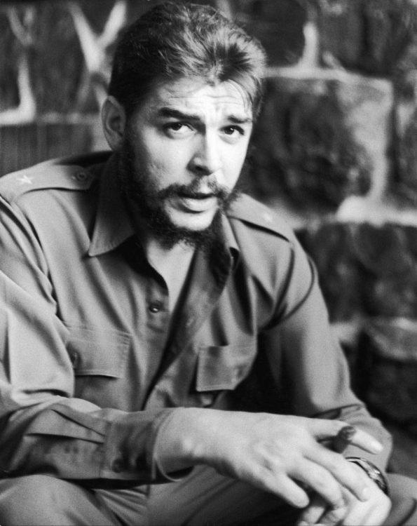 Че Гевара, биография революционера