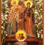 Фишки дня - 15 октября. Священномученик Киприан и мученица Иустина
