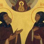 Фишки дня - 11 октября. Преподобные Кирилл и Мария