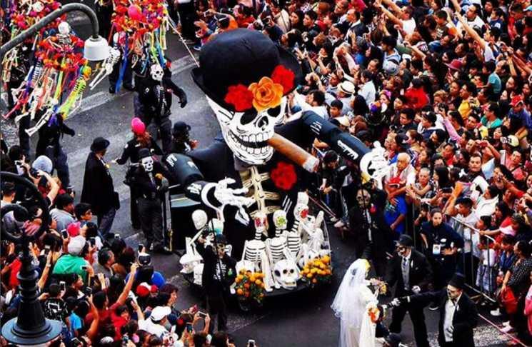 фишки дня, день мертвых, мексика