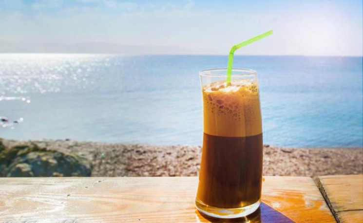 Фишки дня — 7 октября, фраппе, кофе
