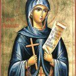 Преподобная Параскева Сербская, православие, Фишки дня — 27 октября, календарь, религия