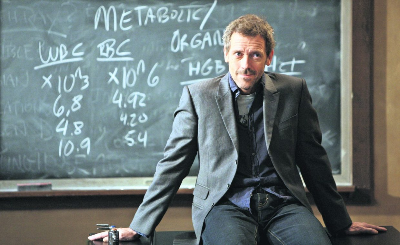 Доктор Хаус – секрет успеха, Шерлок и Мефистофель