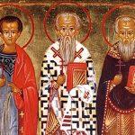 Фишки дня — 16 ноября, святой Акепсим, пресвитер Иосиф, диакон Афаил