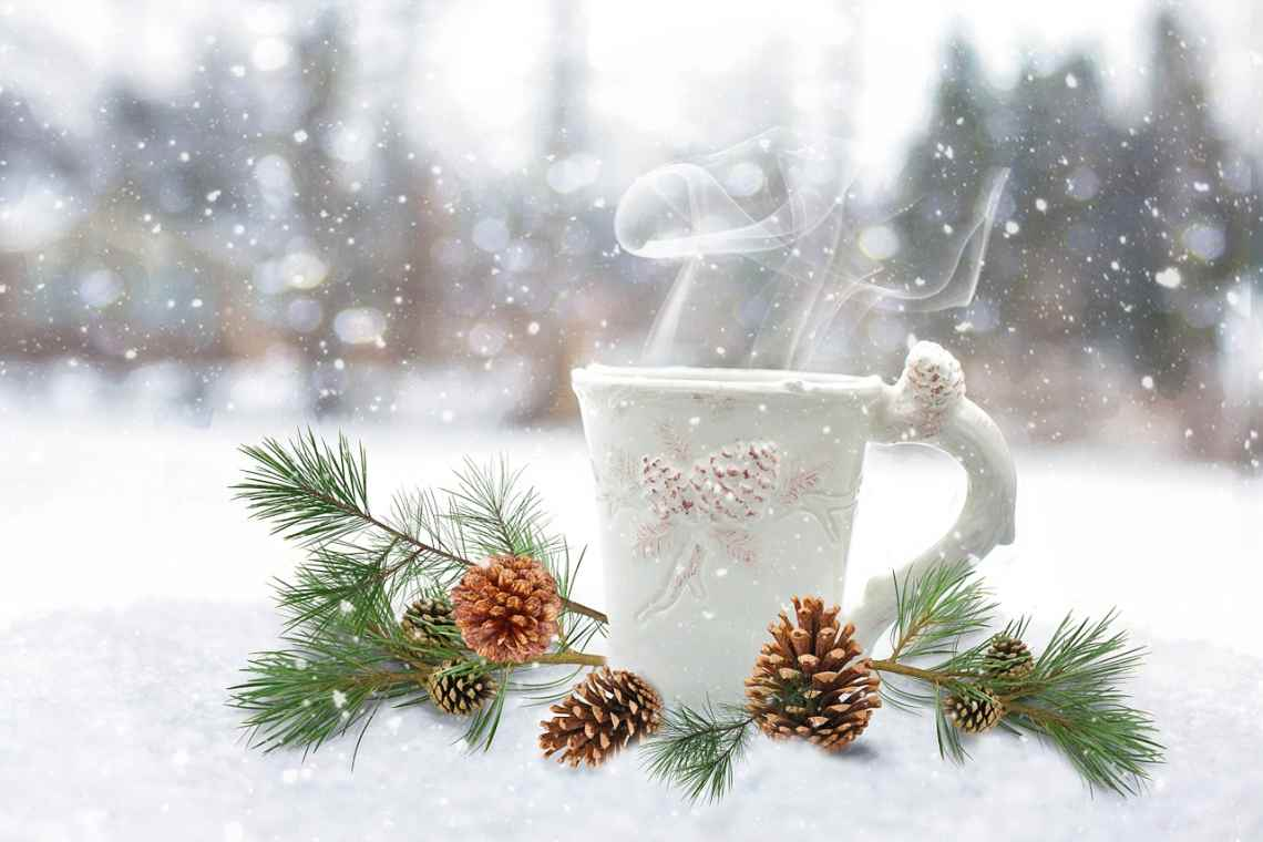Зимнее питание — против депрессии и для красоты