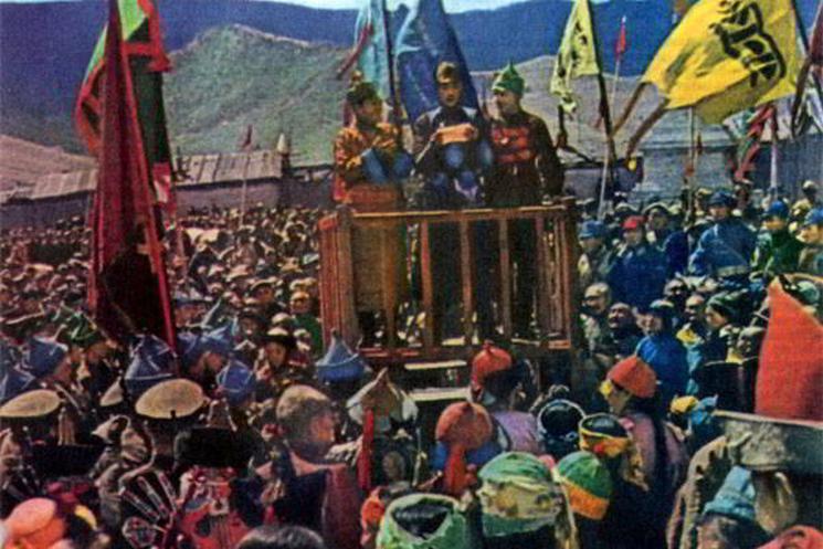 Фишки дня — 26 ноября, День провозглашения Монгольской народной республики
