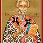 Фишки дня — 19 ноября, Святитель Павел, патриарх Константинопольский исповедник