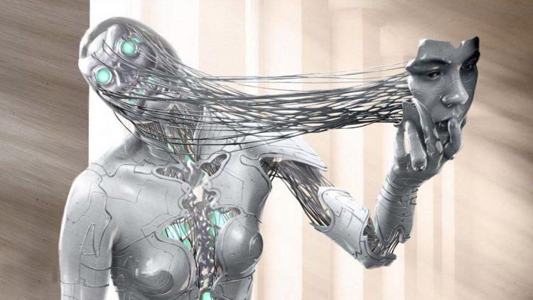 страхи будущего, роботы, апокалипсис, потеря личности, лицо