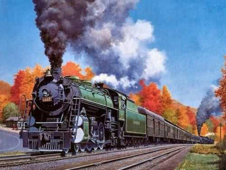 Фишки дня — 4 ноября, день железнодорожника