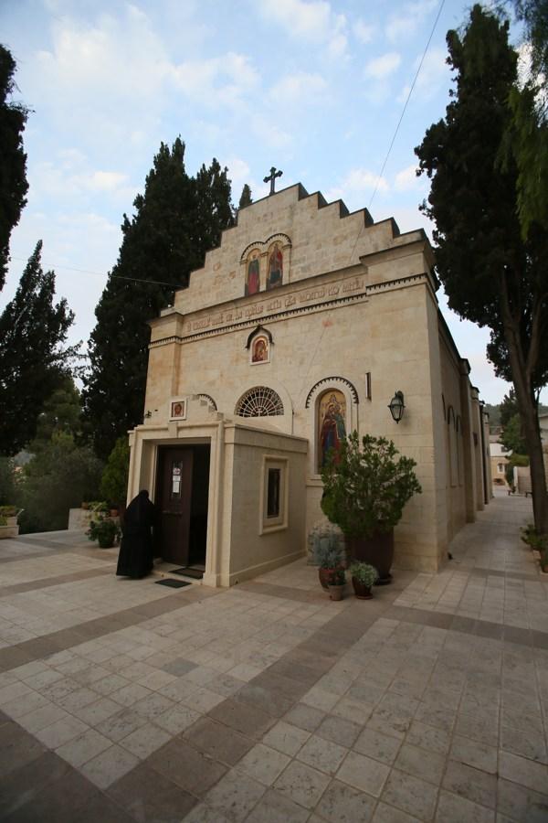 Горненский монастырь, проект Паломники