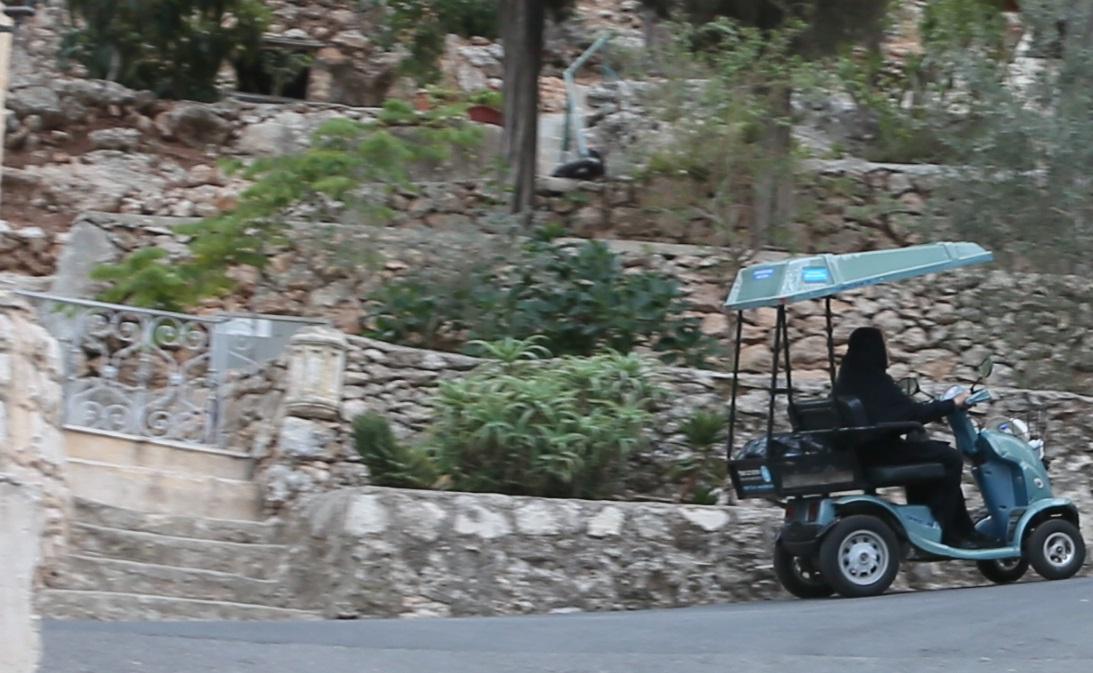 Паломничество в Израиль – Горненский монастырь, схимница и чудо Казанской иконы