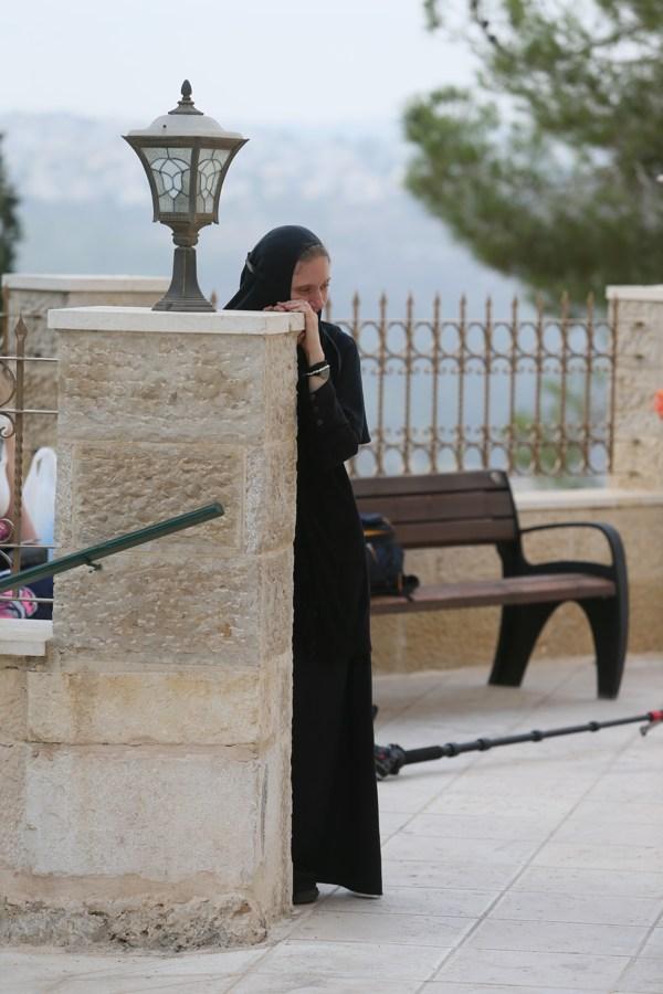 Горненский монастырь, проект Паломники, монахиня Елена, Израиль