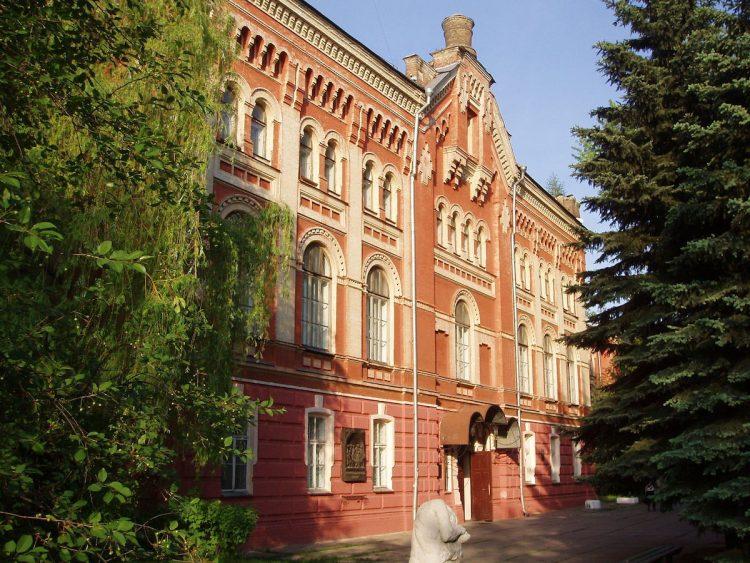 Национальная академия изобразительного искусства Украины