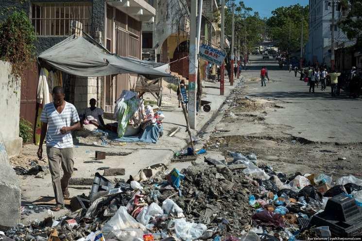 Фишки дня — 5 декабря, день открытия Гаити, Гаити