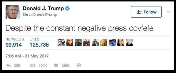 Трамп, слова года, тренды, кофефе