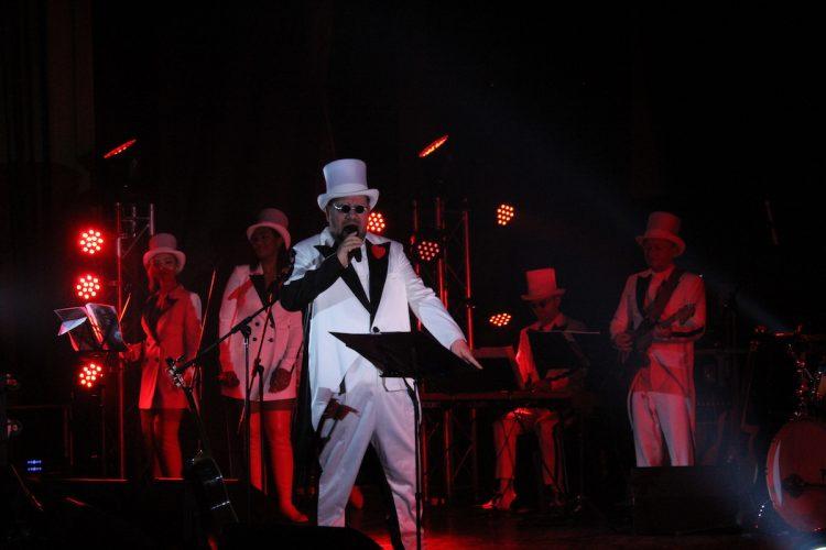 меламуд, белый костюм, джаз, александр меламуд, корогодский