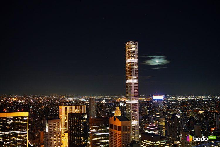вид сверху, Нью-Йорк, что делать 7 дней в Нью-Йорке, лайфрид