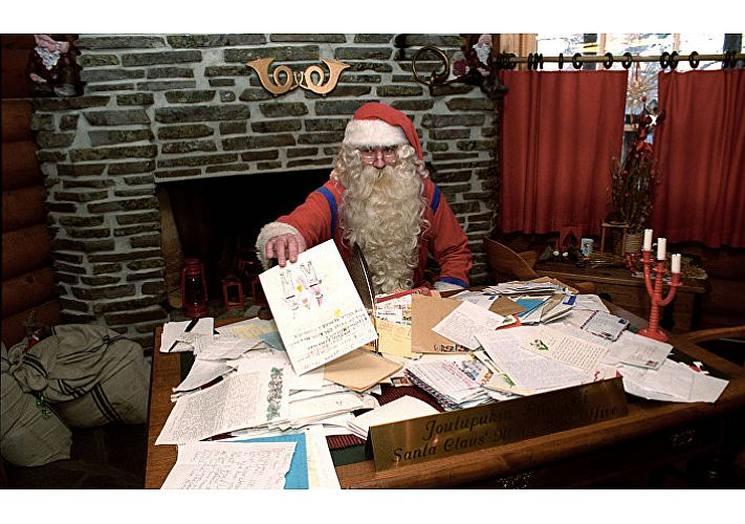 Фишки дня — 4 декабря, почта Деда Мороза