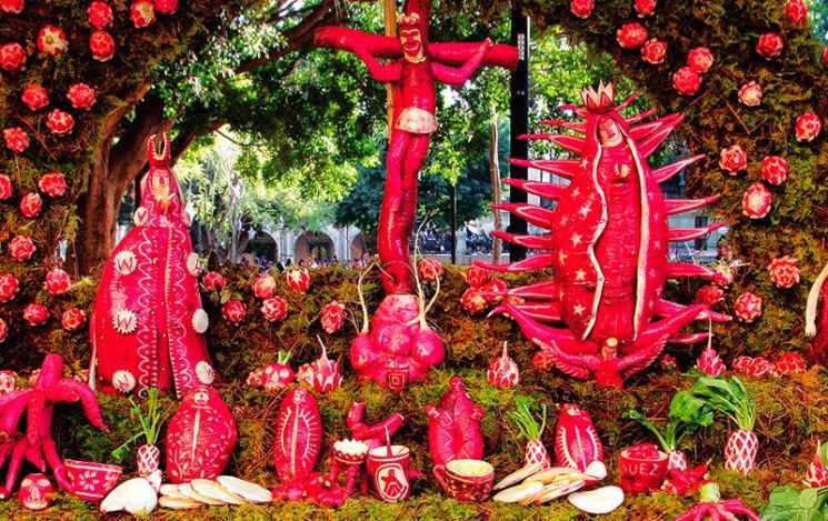 Фишки дня — 23 декабря, ночь редиски в Мексике