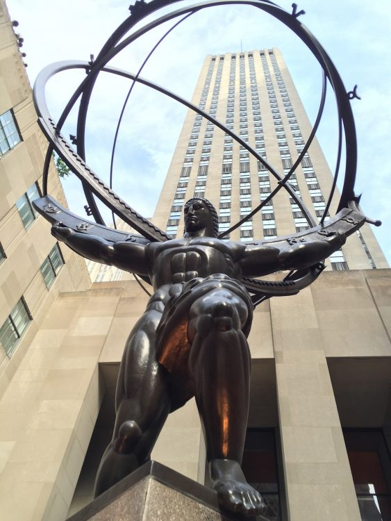 что делать 7 дней в Нью-Йорке, Рокфеллер центр, США, Нью-Йорк, путеводитель по Нью-Йорку