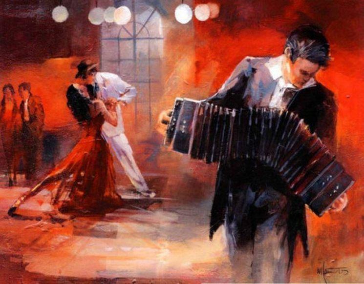 Фишки дня — 11 декабря, День танго, танго