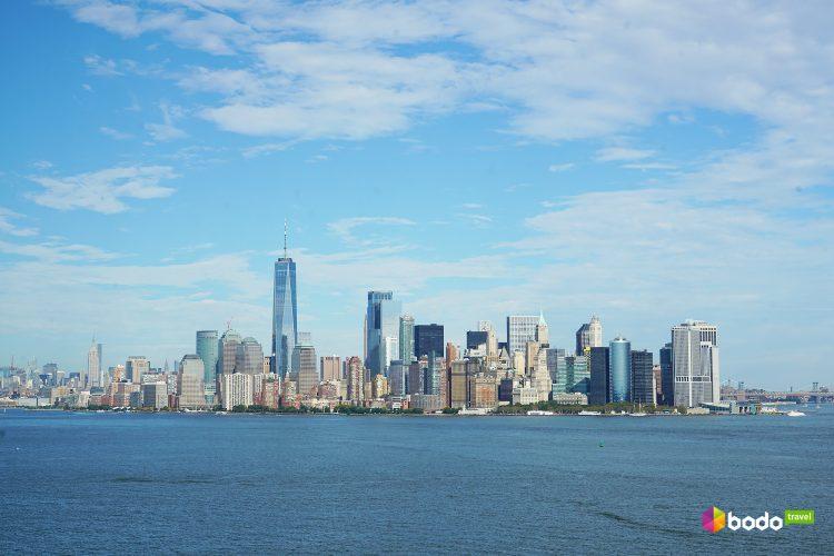 Нью-Йорк, что делать 7 дней в Нью-Йорке, лайфрид, вид на город, панорама