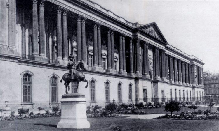 лувр, клод перро, шарль перро, колоннада лувра, восточный фасад