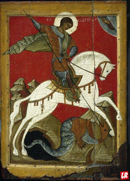 икона, Георгий Победоносец