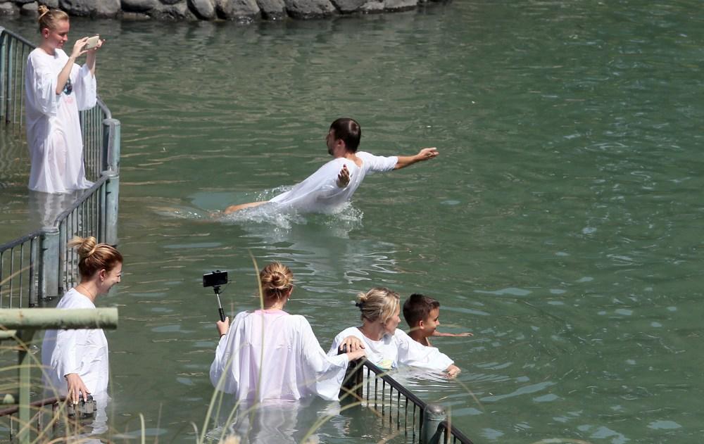 Иордан – все тайны реки, в которой крестили Иисуса Христа