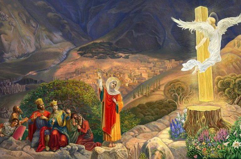 святая Нина, равноапостольная Нина