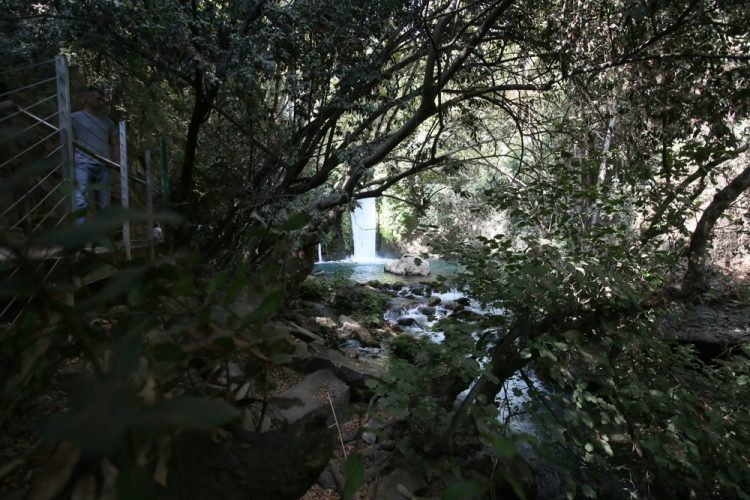 Иордан, Святая Земля, Крещение на реке Иордан