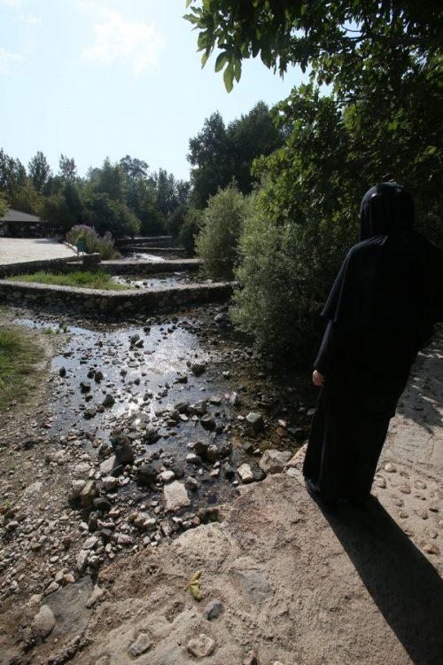 Иордан, Святая Земля, Крещение на реке ИорданИордан, Святая Земля, Крещение на реке Иордан