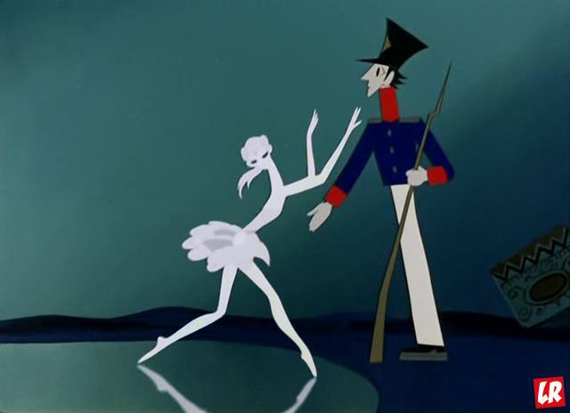 Андерсен, биография Андерсена, сказка, Стойкий оловянный солдатик, балерина