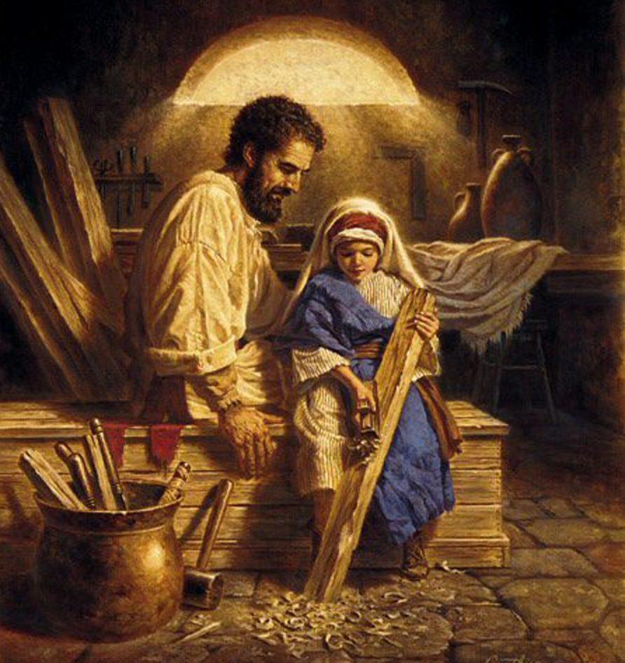 Святой недели – праведный Иосиф Обручник