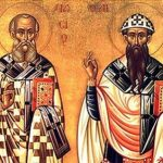фишки дня, святители Афанасий и Кирилл Александрийские