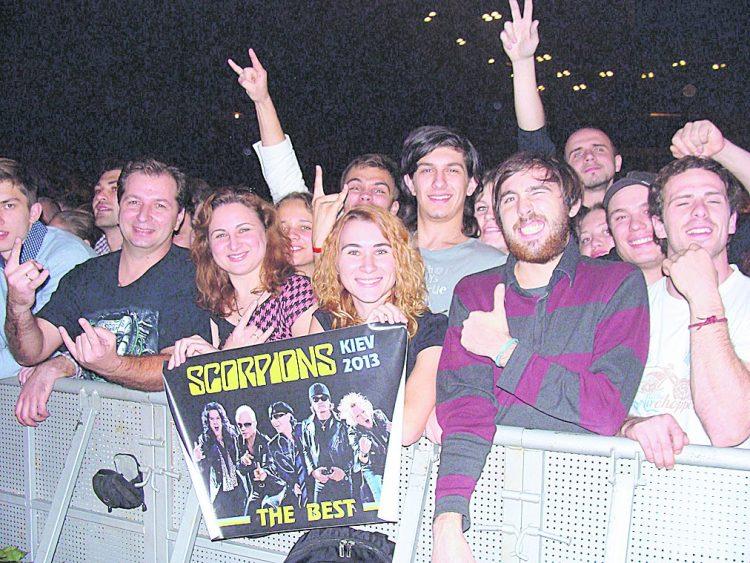 Скорпионс, группа Scorpions