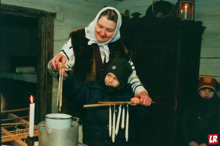 фишки дня - 2 февраля, День свечей, Эстония