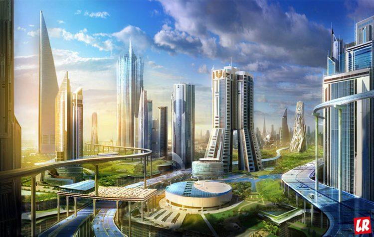 нефть, нефтедоллары, город будущего, пустыня Неом, Саудовская Аравия