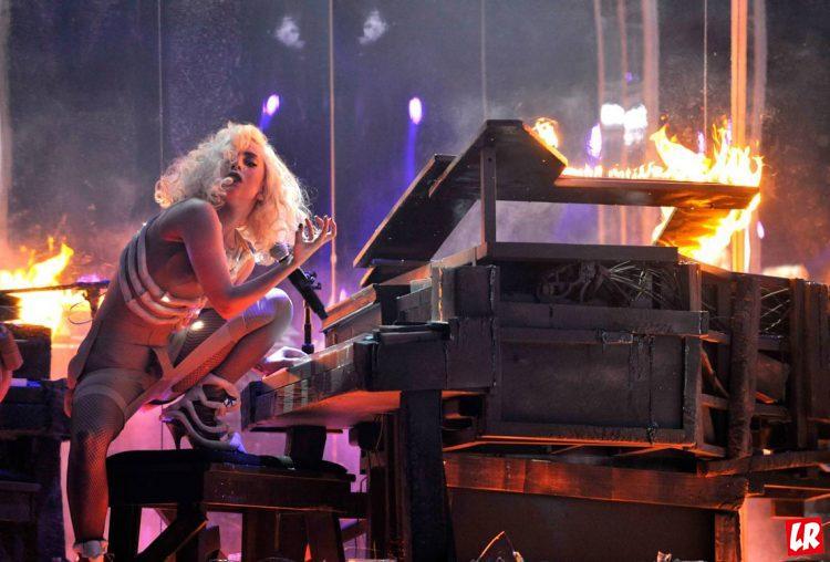 Lady Gaga, Леди Гага, наши в Голливуде, история успеха