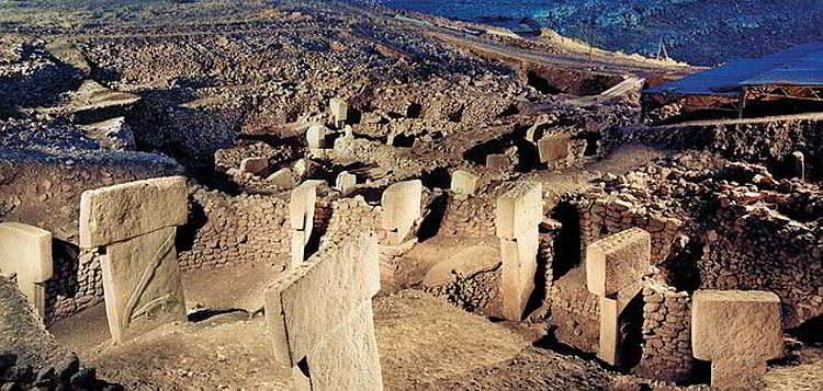 Новости археологии, Храмовый комплекс, Гебекли Тепе, Турция