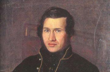 евгений гребинка, портрет