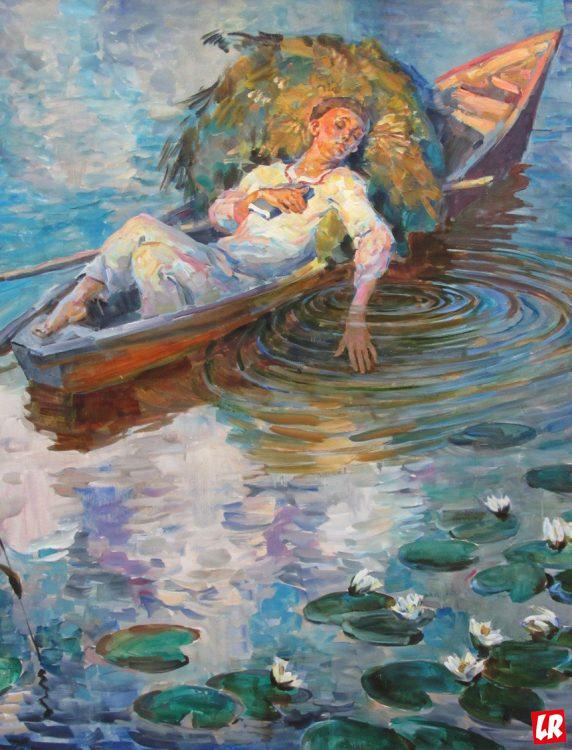 Григорий Сковорода, картина