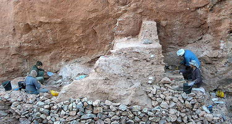археология, Новости археологии, Раскопки в Джебель Ирхуд, Марокко