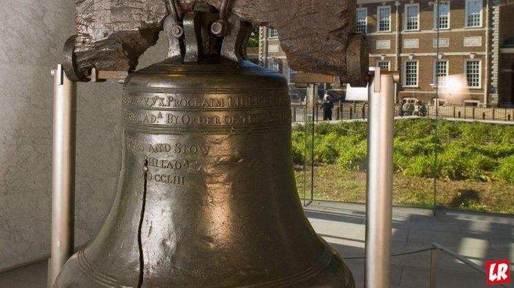 фишки дня - 1 февраля, Национальный день свободы, США, Авраам Линкольн, Колокол Свободы